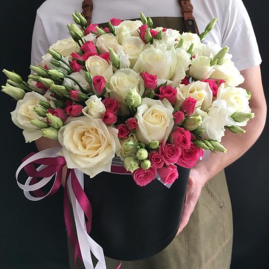 Коробочка дня: букеты цветов на заказ Flowwow