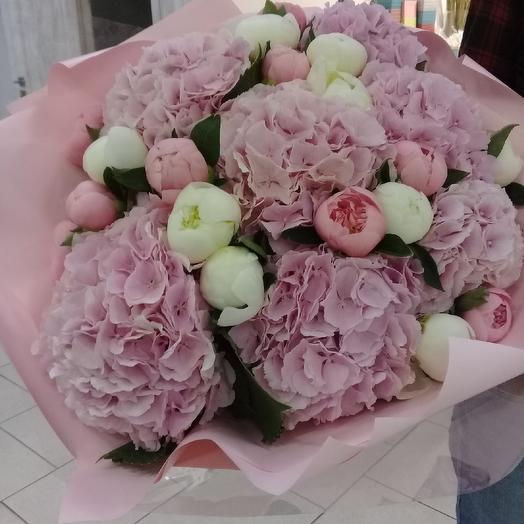 Анюта: букеты цветов на заказ Flowwow