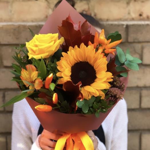 1 сентября🌻: букеты цветов на заказ Flowwow
