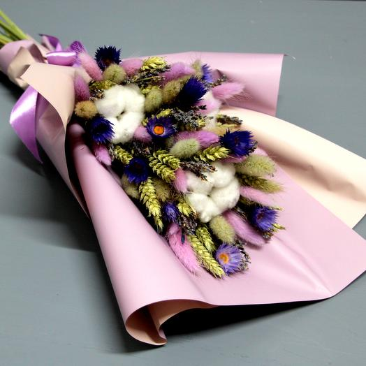 """Букет """" Лавандовый"""": букеты цветов на заказ Flowwow"""
