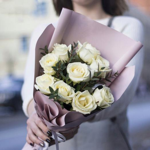 Комплимент2: букеты цветов на заказ Flowwow