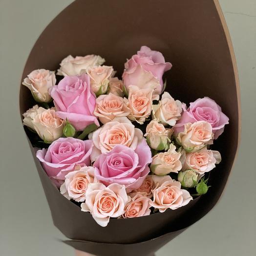 Статный: букеты цветов на заказ Flowwow