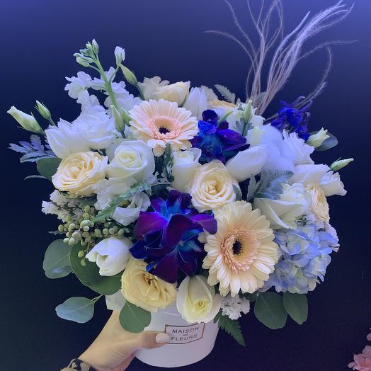 Небесная: букеты цветов на заказ Flowwow