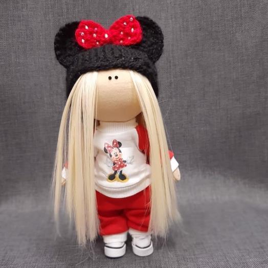 Интерьерная кукла: букеты цветов на заказ Flowwow