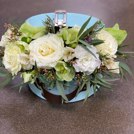 Тифанни: букеты цветов на заказ Flowwow