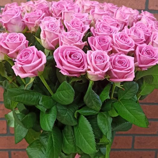 """Роза """"Аква 51"""": букеты цветов на заказ Flowwow"""