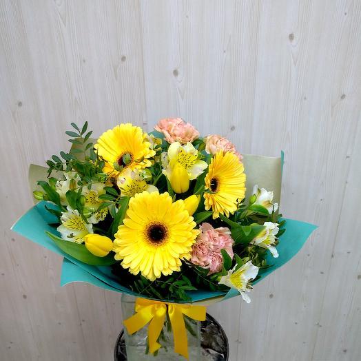 Желтый полдень
