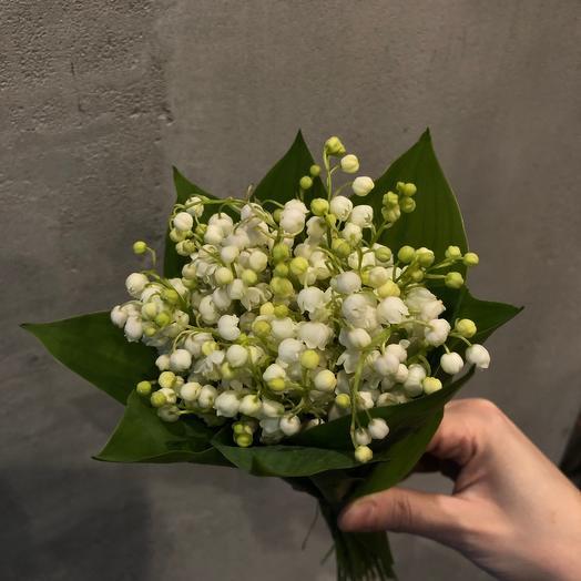 Пучок ландышей: букеты цветов на заказ Flowwow