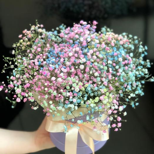 Цветочный тирамису