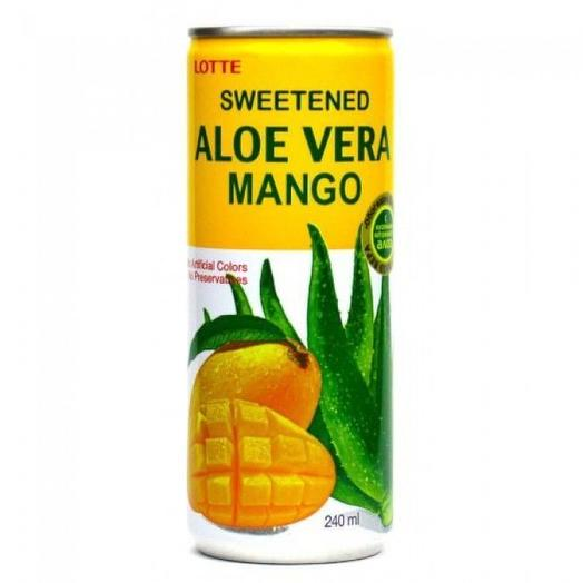 Напиток манго Алоэ Вера 240 мл