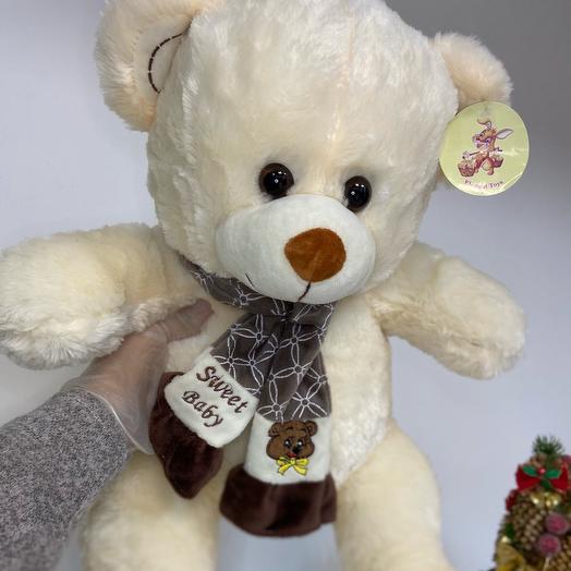 Мягкая игрушка Белый Михаил