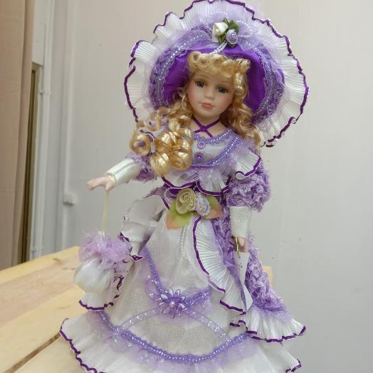 Кукла пластиковая 41см