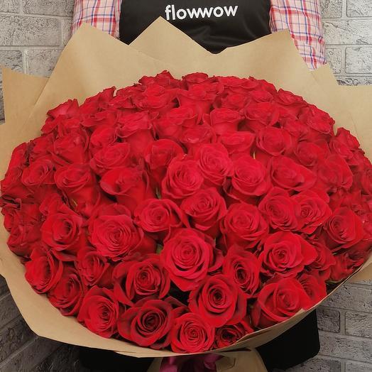 101 roses VIP PREMIUM