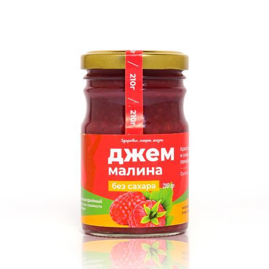 "Джем ""Малина"" без сахара"