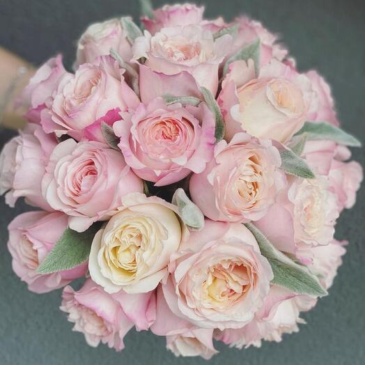 Букет невесты Luxury Flowers Нежность