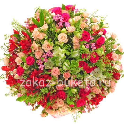 Примадонна: букеты цветов на заказ Flowwow