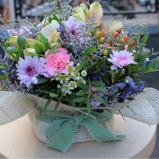 Ранетка: букеты цветов на заказ Flowwow