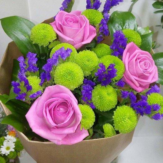 Микаэлла: букеты цветов на заказ Flowwow