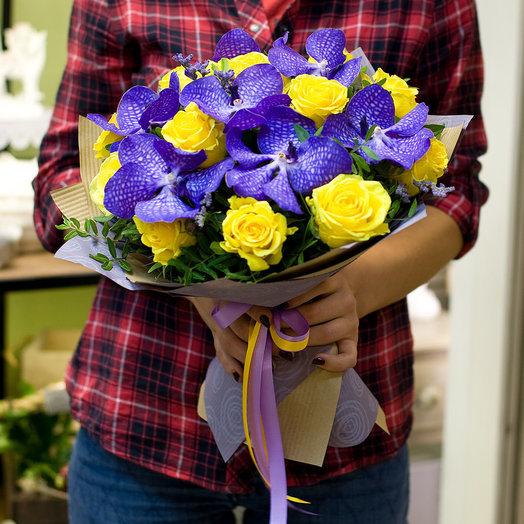 Букет цветов Penny ine