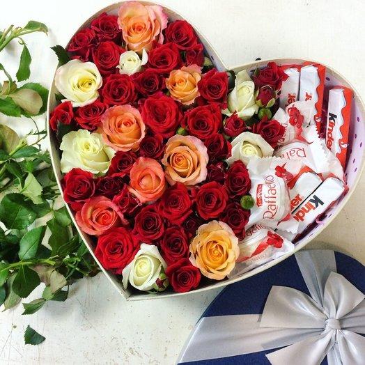 Passion: букеты цветов на заказ Flowwow