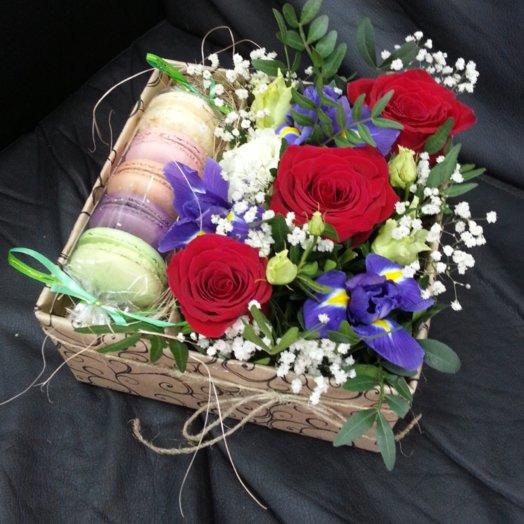 Цветочное вдохновение: букеты цветов на заказ Flowwow