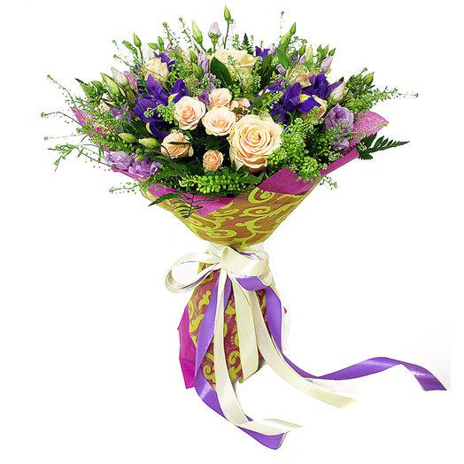 Букет Эльфийская песня: букеты цветов на заказ Flowwow