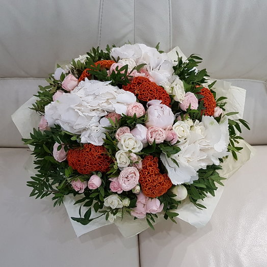 Монреаль: букеты цветов на заказ Flowwow