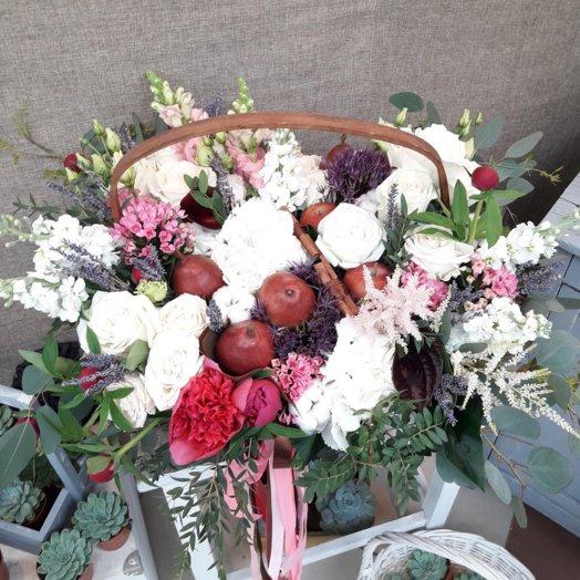 Водопад: букеты цветов на заказ Flowwow