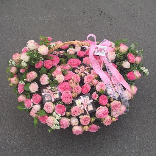 Сады английского двора: букеты цветов на заказ Flowwow