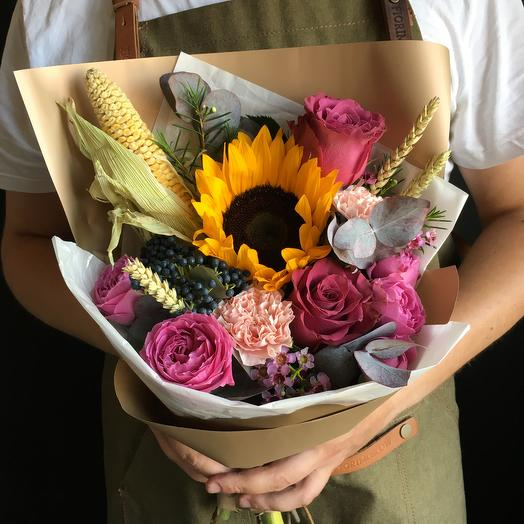 Букет дня : букеты цветов на заказ Flowwow