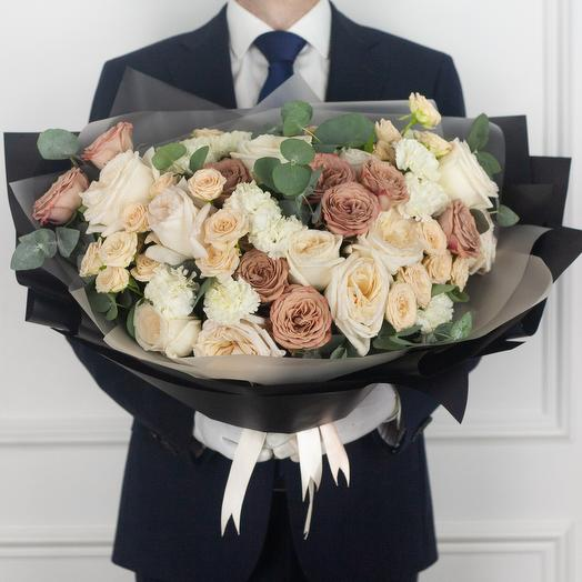 Авторский букет Caramel: букеты цветов на заказ Flowwow