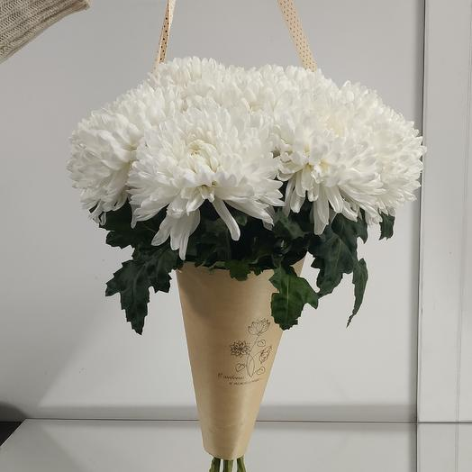 Хризантема Антонов: букеты цветов на заказ Flowwow