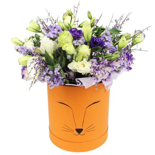 Композиция Лисичка: букеты цветов на заказ Flowwow