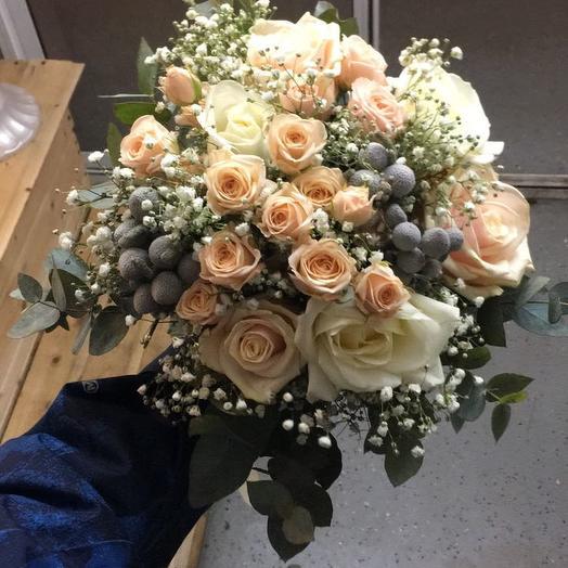 Райские чувства: букеты цветов на заказ Flowwow