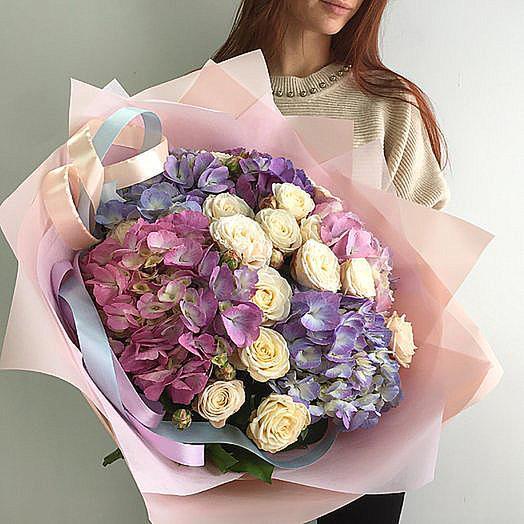 Твоя нежность: букеты цветов на заказ Flowwow