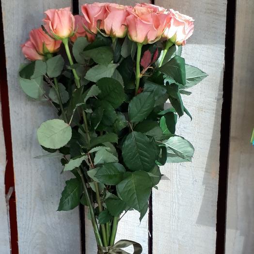 Мисс Роуз: букеты цветов на заказ Flowwow