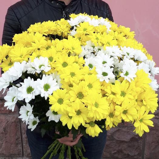 Букет «Солнечное небо»: букеты цветов на заказ Flowwow