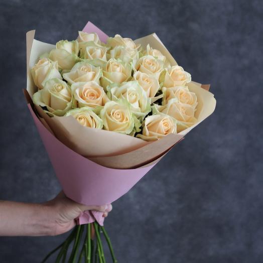 Муслин: букеты цветов на заказ Flowwow