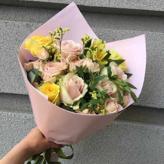 Букет 2087: букеты цветов на заказ Flowwow