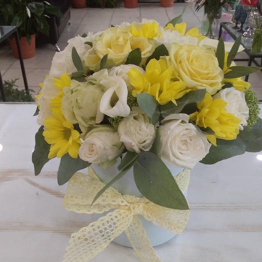 Свет огня: букеты цветов на заказ Flowwow