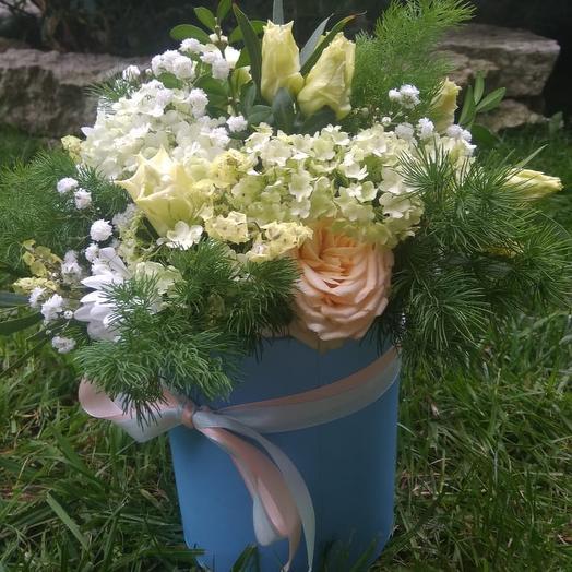 Композиция 2254: букеты цветов на заказ Flowwow