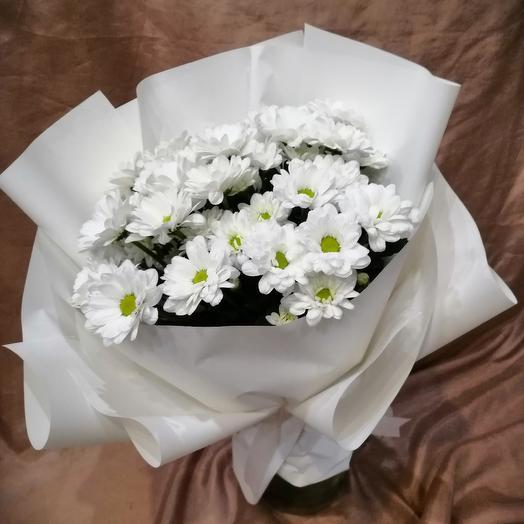 Ромашки 5: букеты цветов на заказ Flowwow