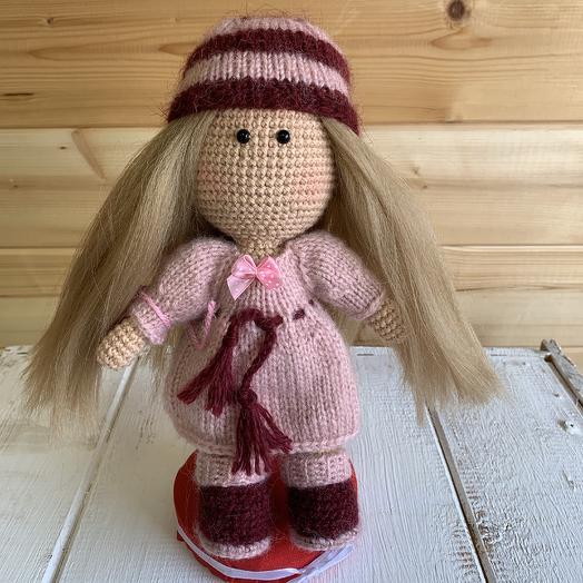 Куколка «Мэри»: букеты цветов на заказ Flowwow