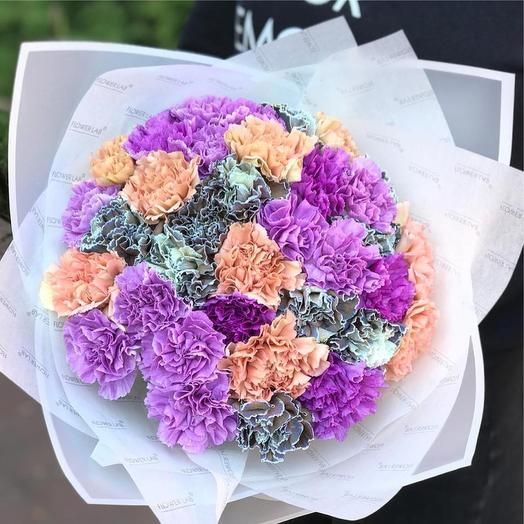 К4: букеты цветов на заказ Flowwow