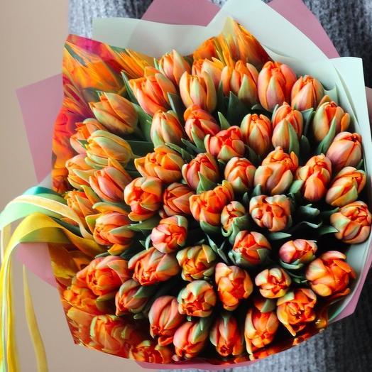 50 тюльпанов