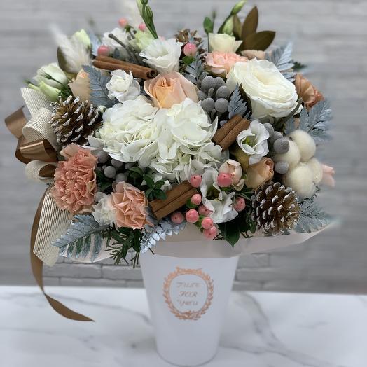 Волшебный день: букеты цветов на заказ Flowwow