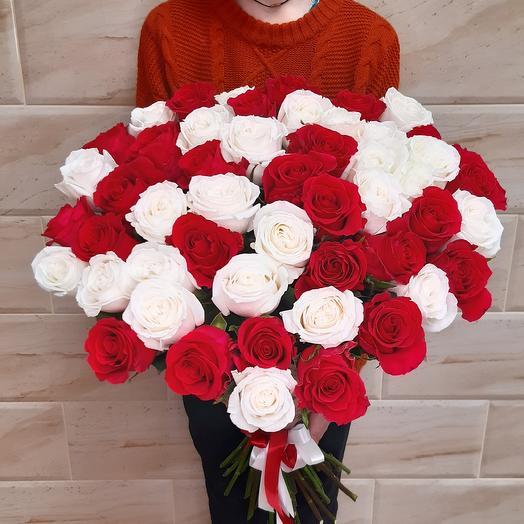 Любовный омут: букеты цветов на заказ Flowwow