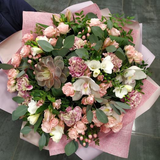 """Нежность"": букеты цветов на заказ Flowwow"