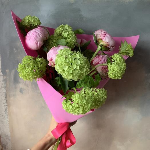 Весенний день: букеты цветов на заказ Flowwow