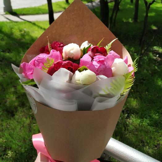 Конфети: букеты цветов на заказ Flowwow